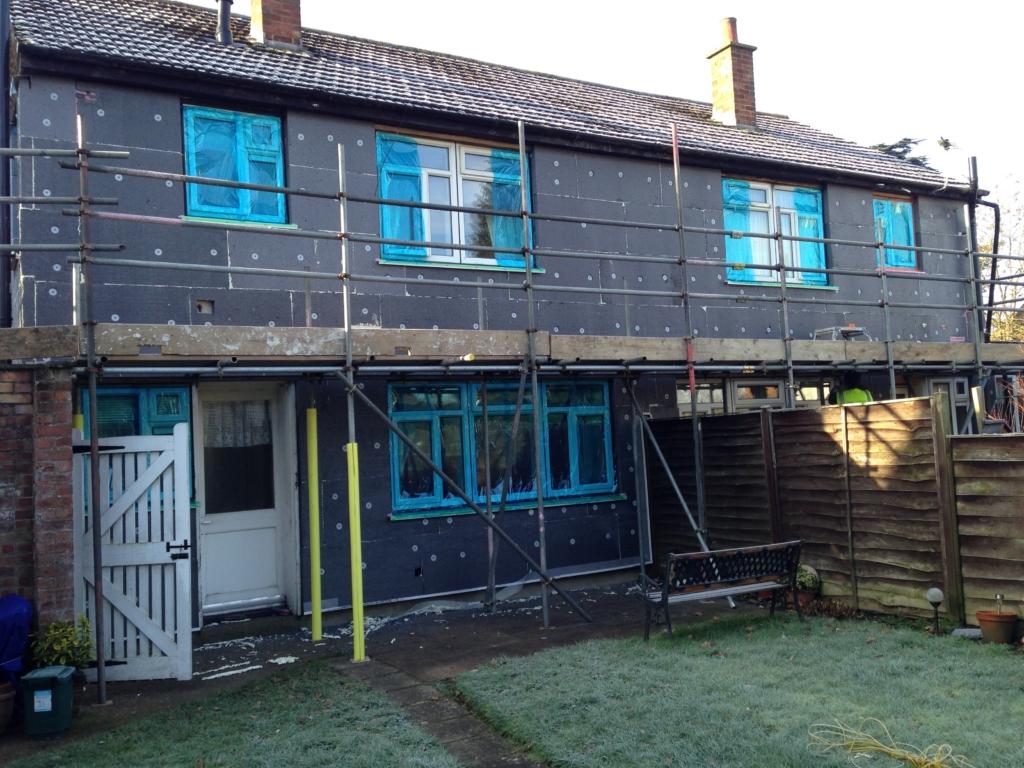 New Vision Homes Woking Ewi Programme Ewis Uk Ltd